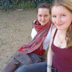 Adriana und ich :-)