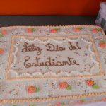 .. und wunderschön verzierte Torte!