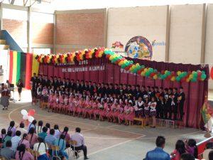 Promocion Colegio Boliviano-Aleman