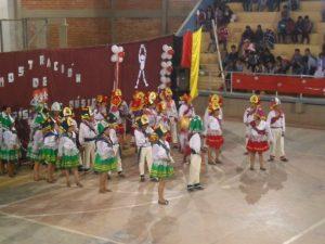 Tinku - ein typisch bolivianischer Tanz